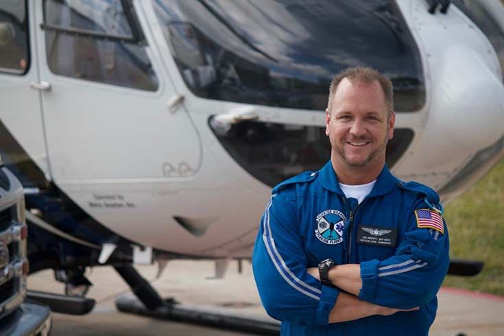 Why Specializing In Critical Care Transport Was Right For Me - AARC