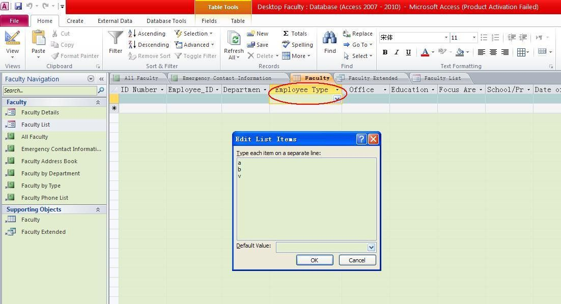 Microsoft Access Template. This Access Database Templates Was ...