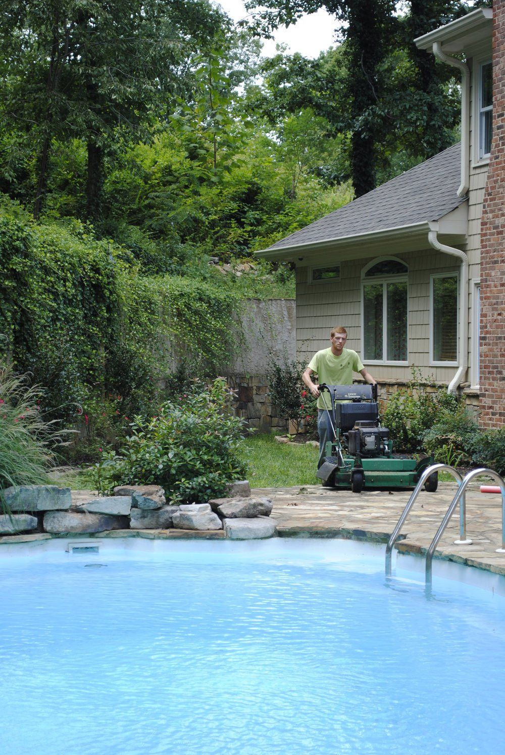 Services — Crider Landscaping Chattanooga