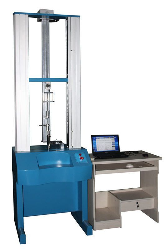 Display Servo Control Hydraulic Tensile Tester for Hardware Industry