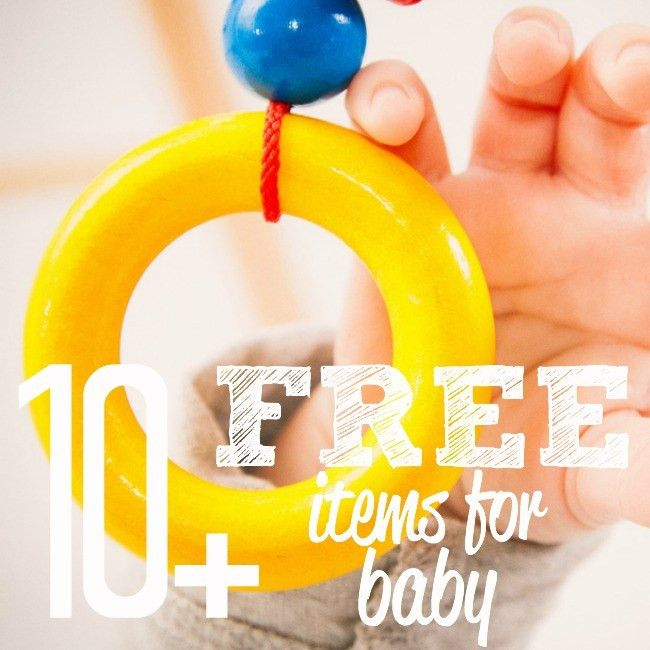Free Baby Stuff by Mail -