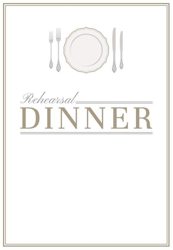 Free Printable Dinner Party Invitations | cimvitation