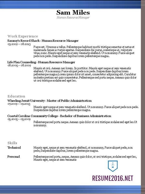 Resumes Online Examples. Shocking Ideas How Do I A Resume 6 10 ...