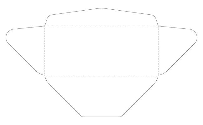 10 Envelope Template | tristarhomecareinc