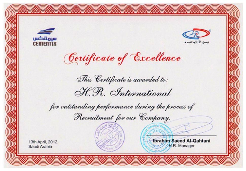 HR International