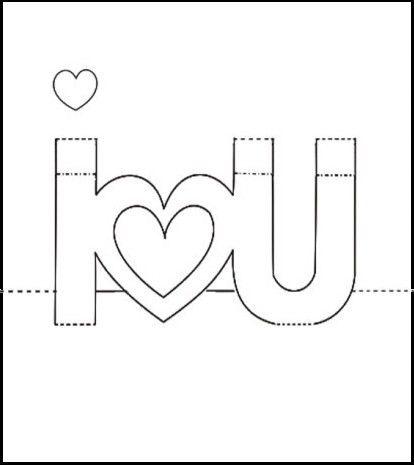 Pop-up Valentine Card Tutorial | London Local Services