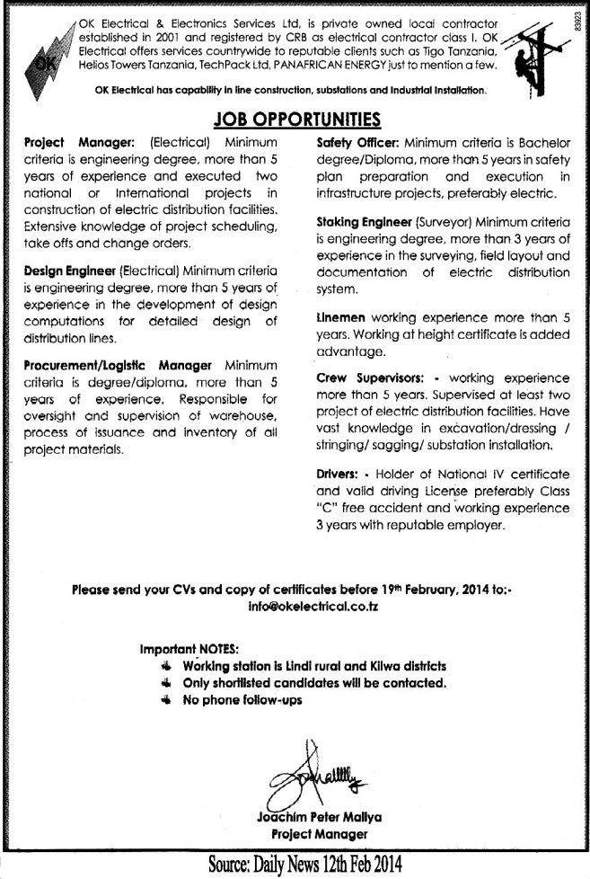 10 International Logistics Manager Job Description Job Duties .