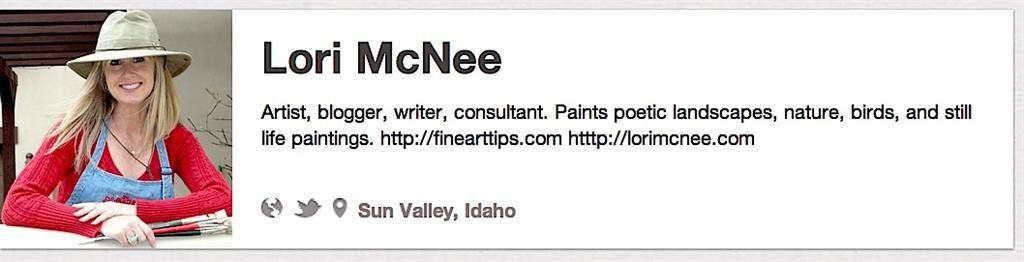 Writing for Artists: How to Write an Artist Statement, Bio and Blog