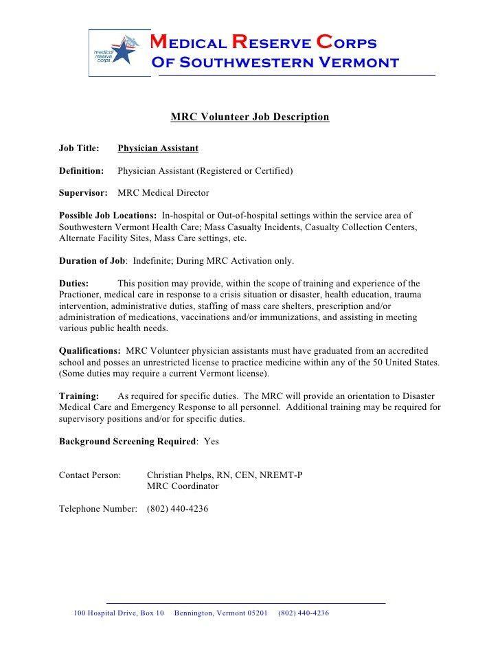 internist physician job description. best doctor resume example ...