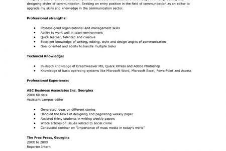 Sample Of College Admission Resume. college admission resume ...