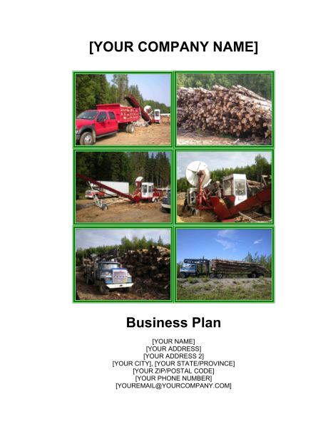 Firewood Business Plan - Template & Sample Form | Biztree.com
