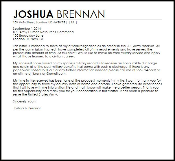 resignation letter for moving out of state cover letter for a ...