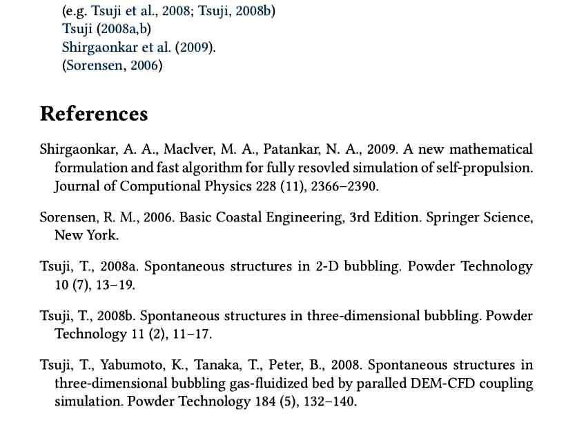 Apa Format Reference Page | TemplateZet