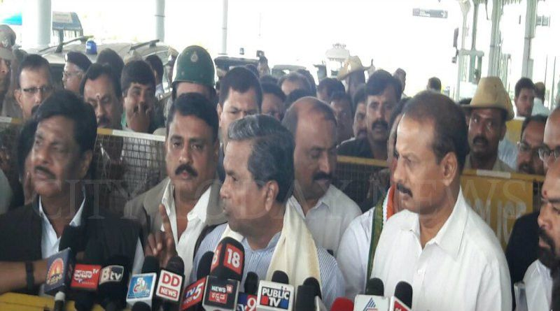Govt has no objection in appointing Dalit priests: CM Siddaramaiah ...
