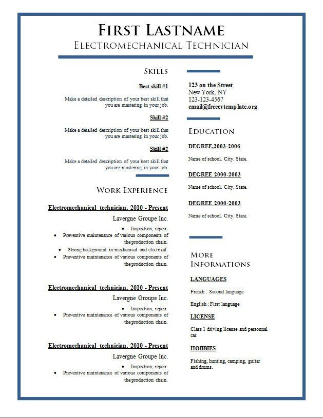 how to get resume template on word 150x150 570x816 570x816 570x816 ...
