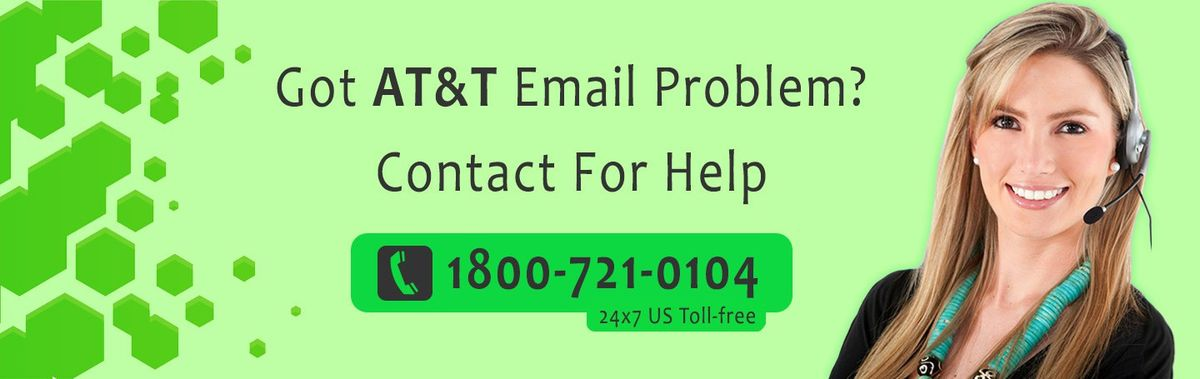 AT&T Email Customer Service (+1) 800-721-0104 Technical Support ...