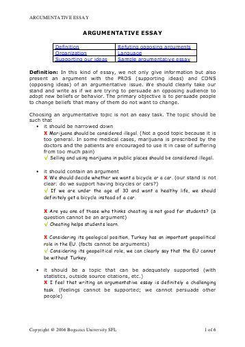 example of argumentative essays essay college essays examples  how to write a good argumentative essay