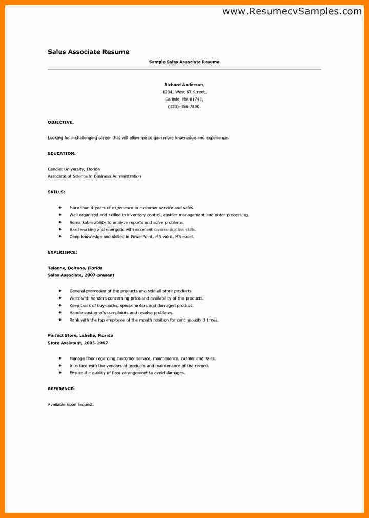 Sales Resume Skills. Sales-Clerk-Functional-Resume-Example Retail ...