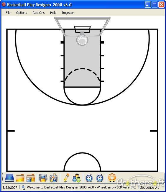 Download Free Basketball Play Designer 2010, Basketball Play ...