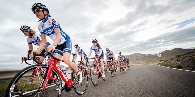 Endura in clothing sponsorship of Cervélo-Bigla women's pro ...