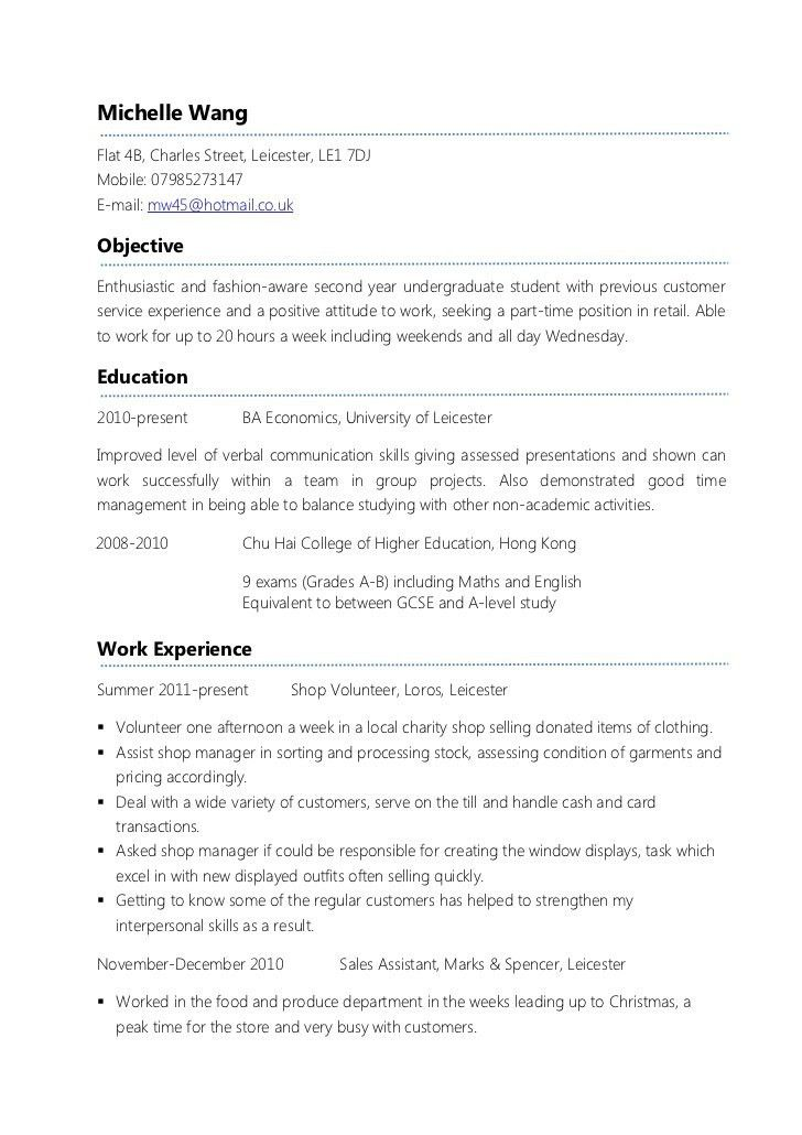 Beautiful Cover Letter For Part Time Job No Experience 38 In ...
