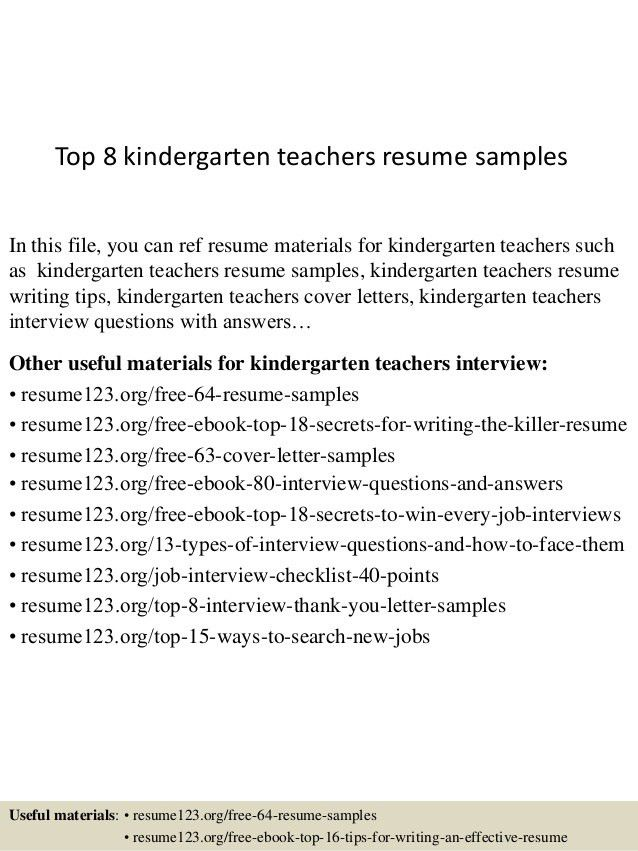 top-8-kindergarten-teachers-resume-samples-1-638.jpg?cb=1438223925