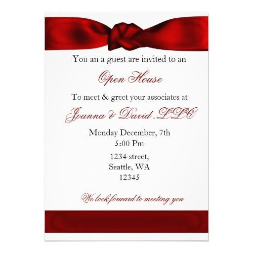 23 best Invites images on Pinterest | Corporate invitation ...