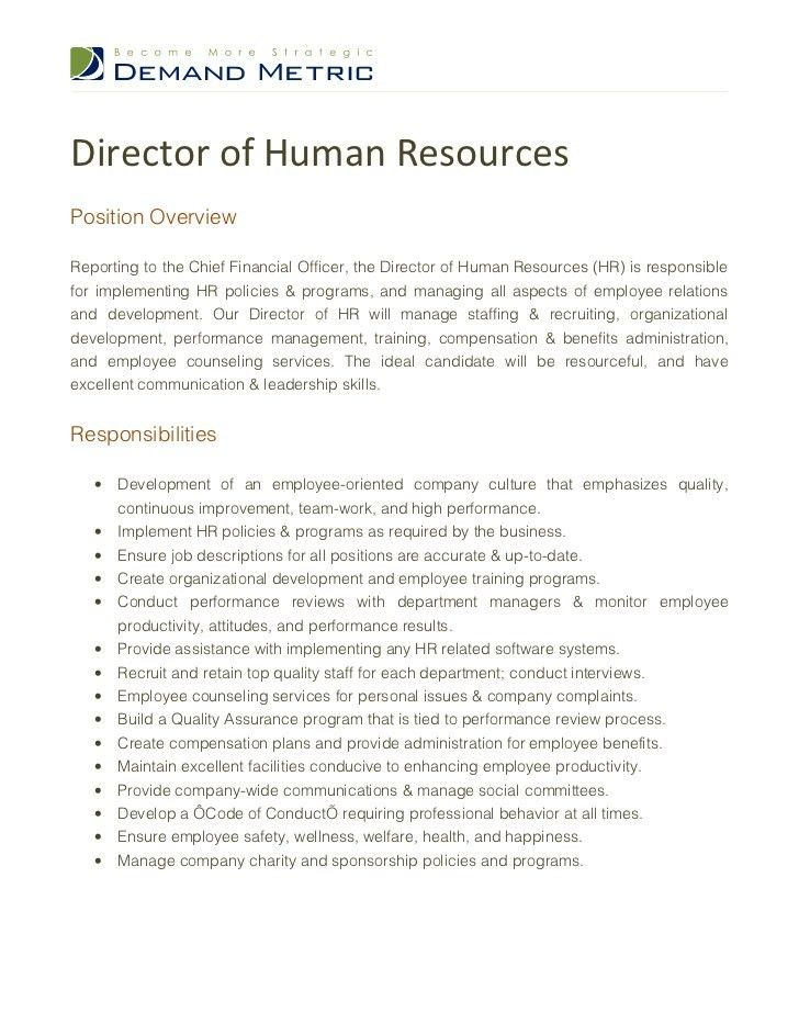 why human resources professional is important in an organization ...