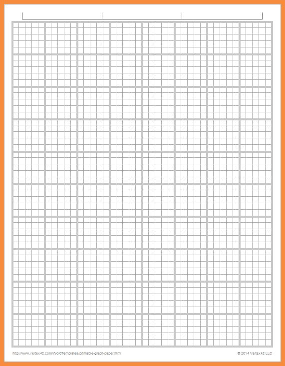 Graph Paper To Print.printable Graph Paper 5×1 Inch Grid.png ...