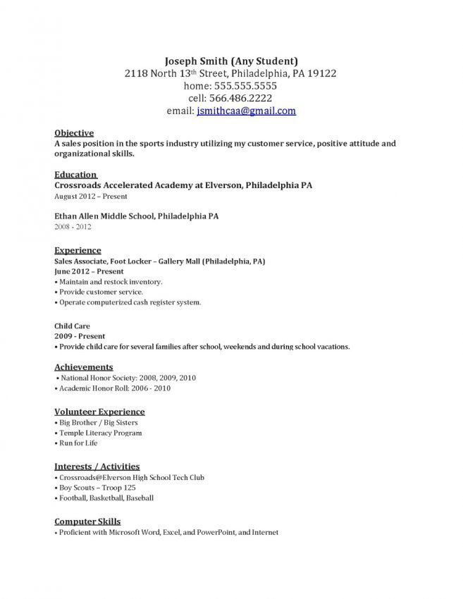 12 What To Put In A Resume Resume good things to put on a resume ...
