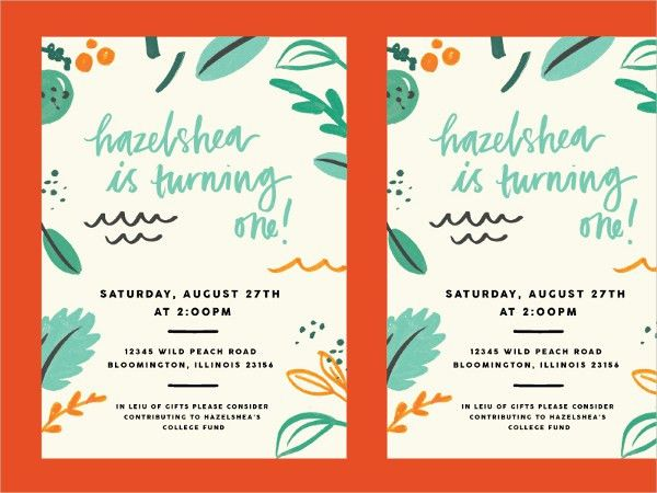 30+ Party Invitations - Free PSD, Vector AI, EPS Format Download ...