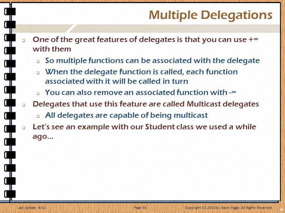 Advanced Language Concepts in C# - ppt download