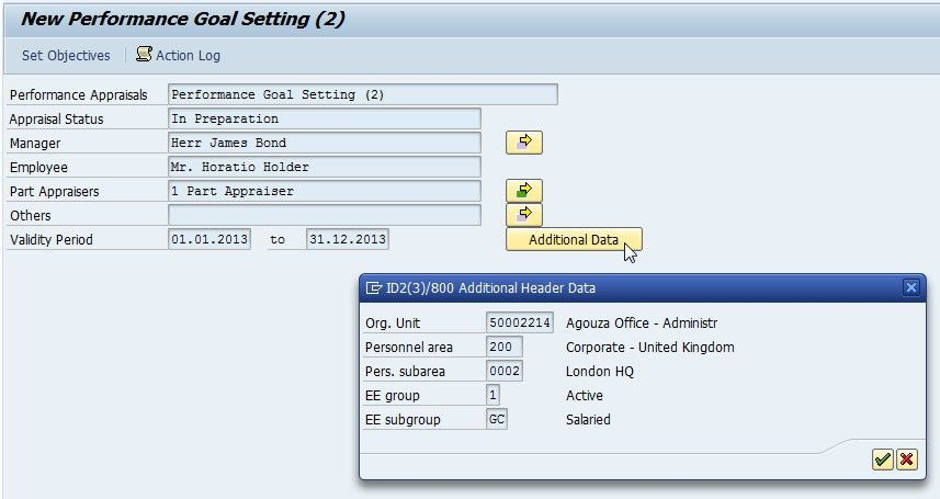 Customized your Appraisal Template with SAP HR | SAP Consulting ...