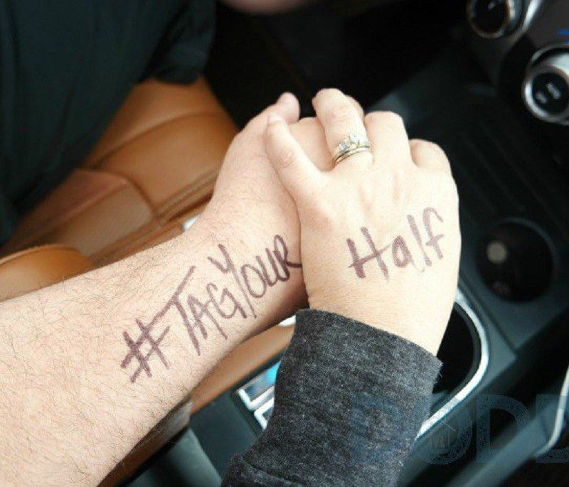 TagYourHalf During Distracted Driving Awareness Month - Blog ...