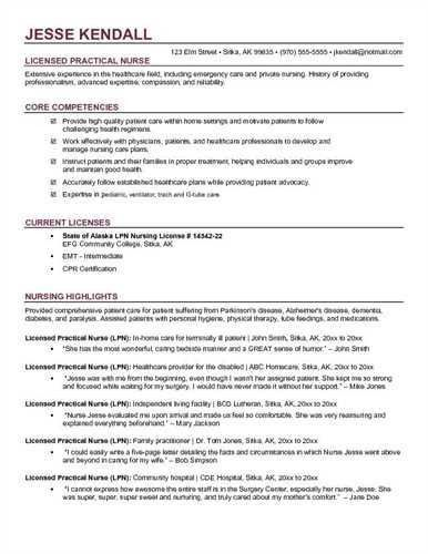 sample lpn resumes professional lpn resume templates to showcase