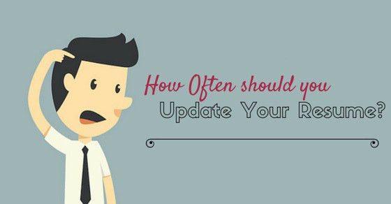 Download How To Update Your Resume | haadyaooverbayresort.com