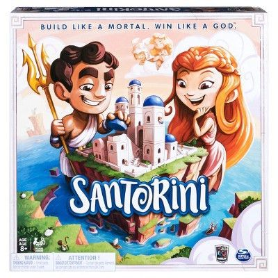 Santorini Strategy Based Board Game – Target Inventory Checker ...