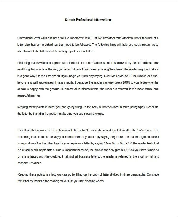 Sample Letters Of Reference. Reference Letter 29 40+ Awesome ...