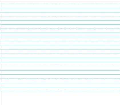 SMART Exchange - USA - Australian Handwriting Paper
