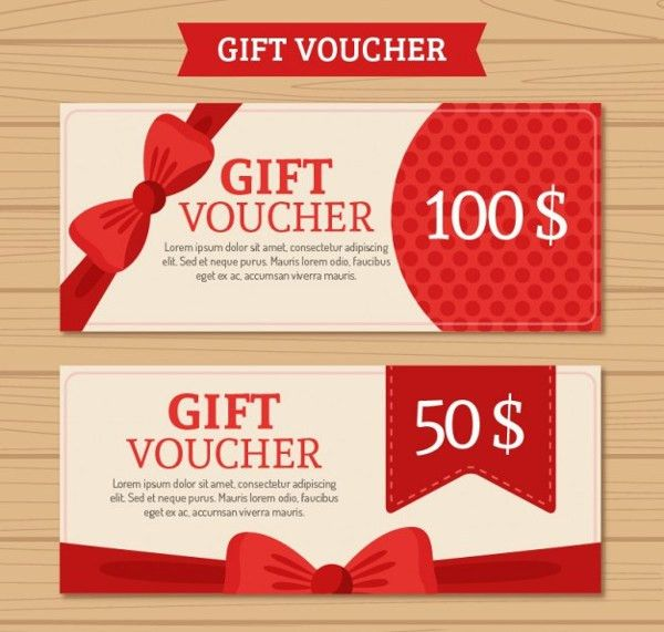 Free Christmas Voucher Template. find a great christmas or winter ...
