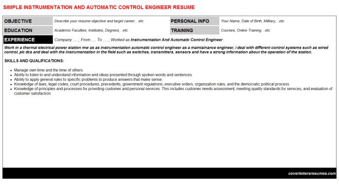 Download Protection And Controls Engineer Sample Resume ...