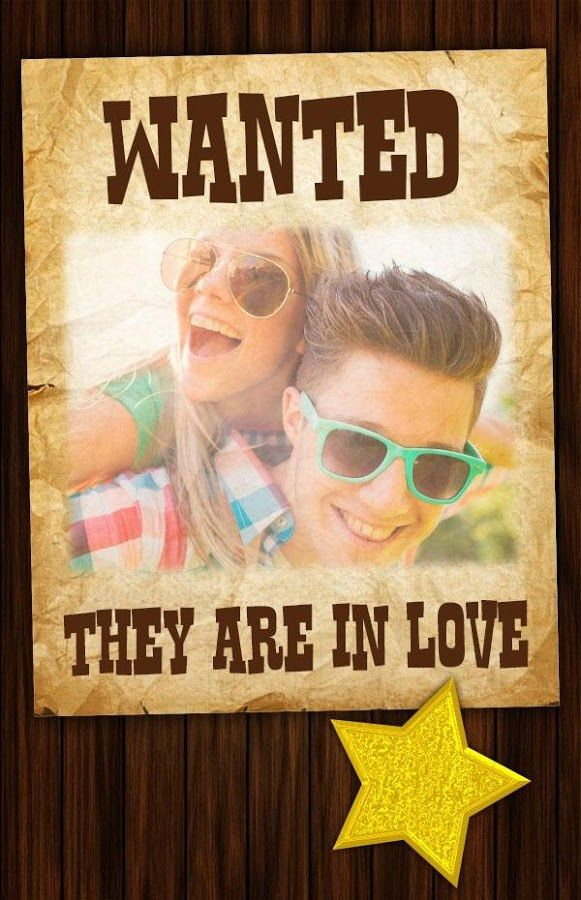 Wanted Poster Maker - Western - Android Apps on Google Play