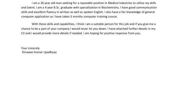 Entry Level Medical Assistant Cover Letter Samples Medical ...