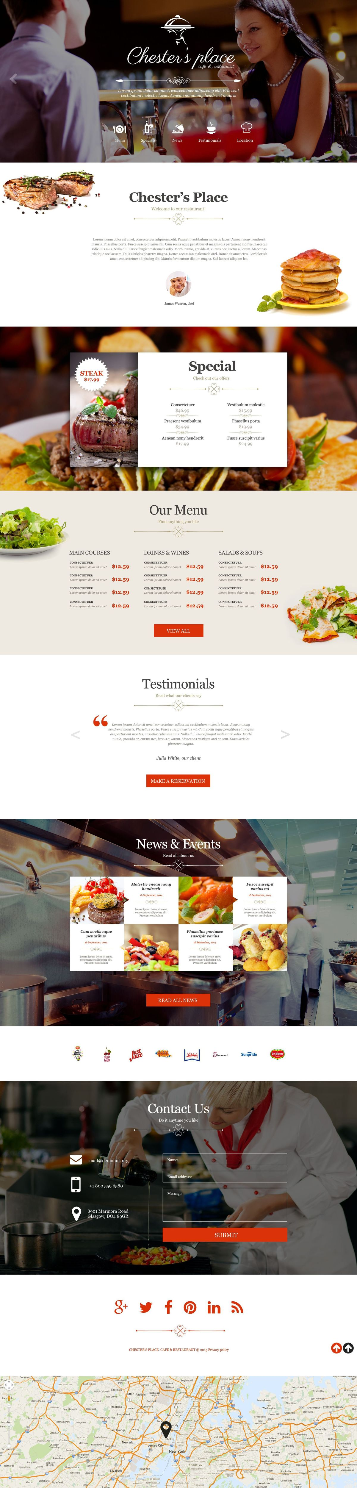 Muse Templates | Adobe Muse Templates | Muse Themes | Template Monster