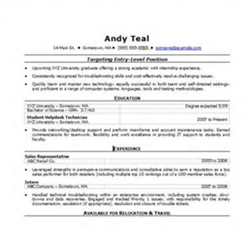 Microsoft Office Resume Templates Free. Microsoft Office Resume ...