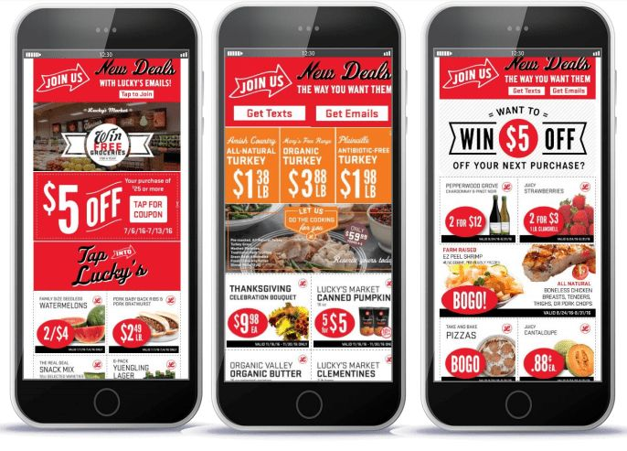 Digital Experience Platform | Mobile Coupons