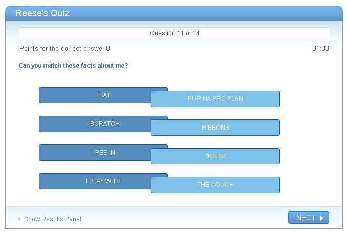 New Templates for Quiz Deluxe Component