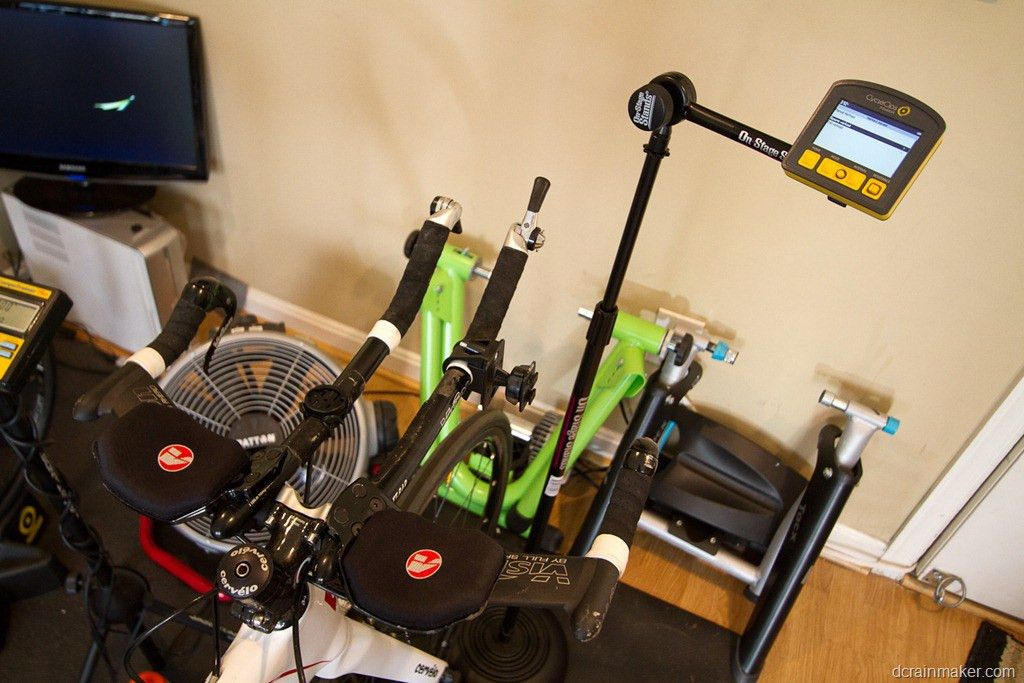 DIY: How I made a trainer bike computer/iPad/phone stand for $30 ...