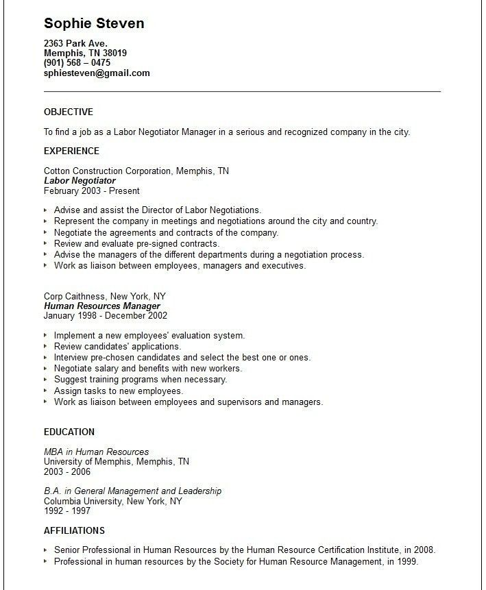 comely resume objective example impressive objective statement ...