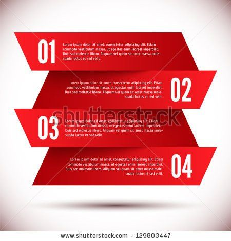 stock vector : Banner Design template | Web Design | Pinterest ...